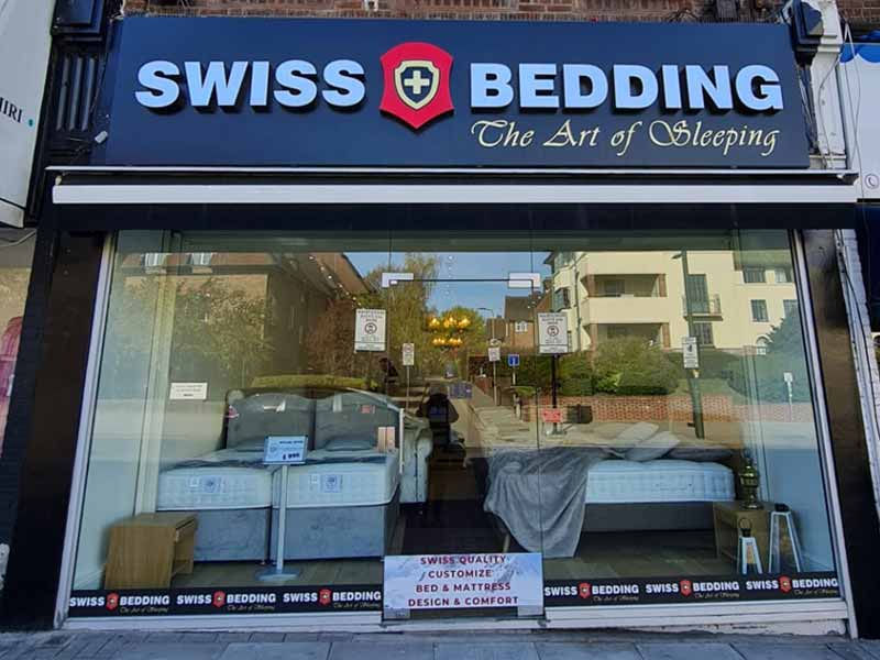 Swiss Bedding London Branch 2