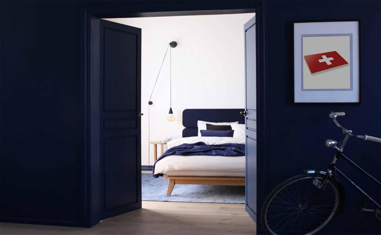 Swiss Bedding bed & mattress 13