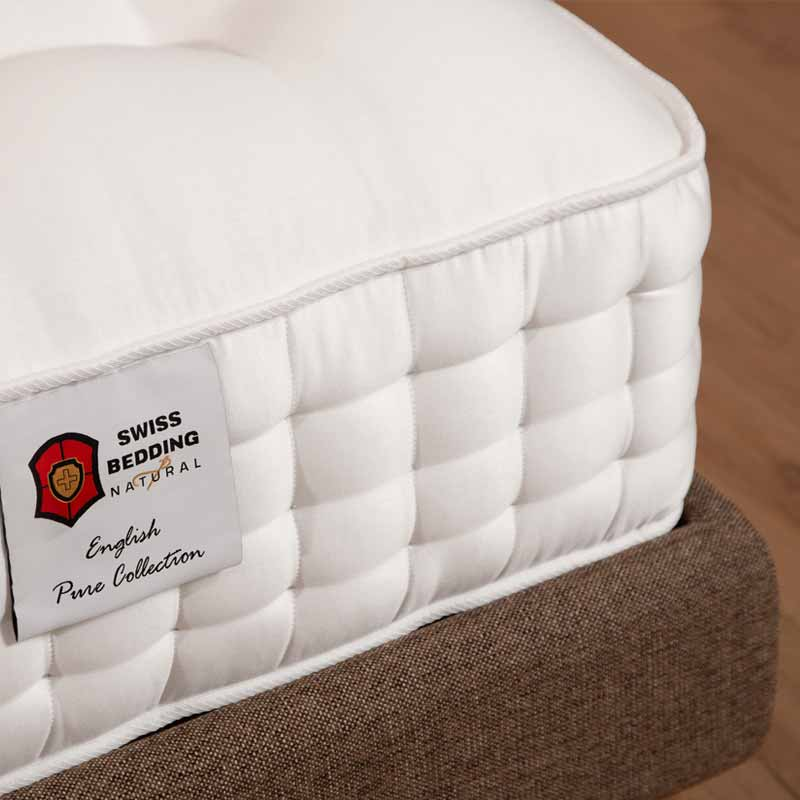 Swiss Bedding bed & mattress 7